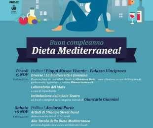 Compleanno della Dieta Mediterranea 2019
