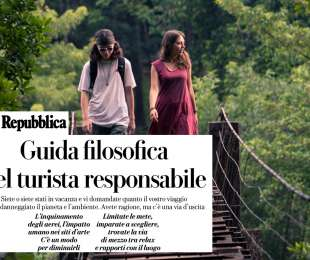 Guida filosofica al turismo responsabile